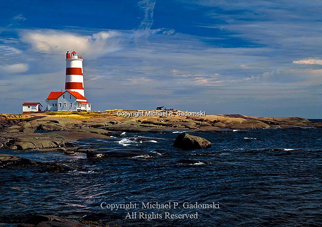 Point-des-Monts Lighthouse
