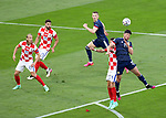 23.06.2021 Croatia v Scotland follow ups: Scott McKenna battles with Ivan Perisic