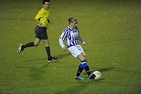 VOETBAL: SNEEK: 26-11-2009, SC Heerenveen - AZ, Sherida Spitse, ©foto Martin de Jong