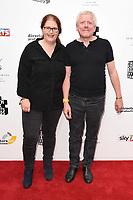 Sally Wainwright<br /> at the South Bank Sky Arts Awards 2017, Savoy Hotel, London. <br /> <br /> <br /> ©Ash Knotek  D3288  09/07/2017
