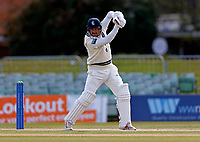 Kent's Darren Stevens bats during Kent CCC vs Yorkshire CCC, LV Insurance County Championship Group 3 Cricket at The Spitfire Ground on 18th April 2021