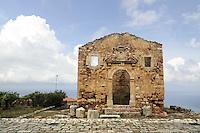 - Sicilia, San Marco d'Alunzio (Messina) comune del Parco dei Nebrodi, Tempio di Ercole<br /> <br /> - Sicily, San Marco d'Alunzio (Messina) municipality of Nebrodi Park, Temple of Hercules