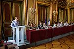 Signature Contrat de Ville - Marseille - 17 juillet 2015