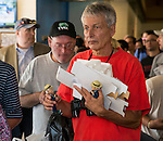 September 27, 2014: Scenes from around the track on Jockey Club Gold Cup Day at Belmont Park Race Track in Elmont, New York. Scott Serio/ESW/CSM