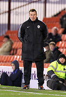 Pictured: Barnsley manager Keith Hill.Saturday 07 January 2012<br />