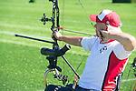 Alec Denys, Toronto 2015 - Para Archery // Paratir a l'arc.<br /> Highlights from the Para Archery events // Faits saillants des événements de paratir à l'arc.<br /> 09/08/2015.