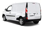 Car pictures of rear three quarter view of 2020 Nissan NV250 Visia 5 Door Car Van Angular Rear