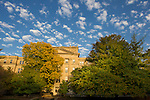 West face of Beardshear Hall on the campus of Iowa State University in Ames, Iowa. (Christopher Gannon/Gannon Visuals)