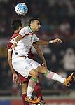 IR Iran vs Qatar during the AFC U23 Championship 2016 Group A match on January 15, 2016 at the Jassim Bin Hamad Stadium in Doha, Qatar. Photo by Fadi Al-Assaad / Lagardère Sports