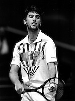 1991, Tennis, Rotterdam, ABNAMRO, Omar Camporese