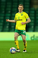 29th December 2020; Carrow Road, Norwich, Norfolk, England, English Football League Championship Football, Norwich versus Queens Park Rangers; Oliver Skipp of Norwich City