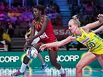 28/10/17 Fast5 2017<br /> Fast 5 Netball World Series<br /> Hisense Arena Melbourne<br /> Australia v Malawi<br /> Martha Dambo<br /> <br /> <br /> <br /> <br /> Photo: Grant Treeby