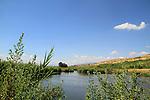 Ein Gonen in the Hula valley