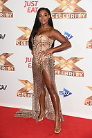 Samira Mighty<br /> at the photocall of X Factor Celebrity, London<br /> <br /> ©Ash Knotek  D3524 09/10/2019