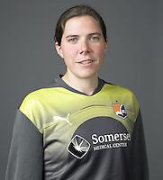 Jenni Branam. Sky Blue FC Headshots 2010