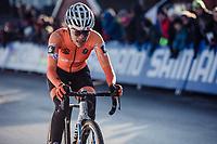 Ceylin Del Carmen Alvarado (NED) <br /> <br /> Women U23 race.<br /> <br /> UCI 2019 Cyclocross World Championships<br /> Bogense / Denmark<br /> <br /> <br /> ©kramon