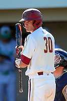 Donovan Casey (30) of the Boston College Eagles during to a game versus the Notre Dame Fighting Irish at Shea Field in Chestnut Hill, Massachusetts on May 14, 2015.  (Ken Babbitt/Four Seam Images)