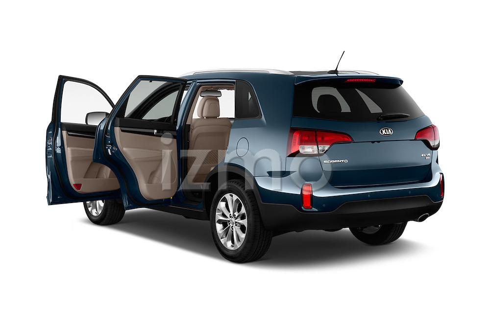 Car images of a 2015 KIA Sorento EX V6 AT 5 Door Suv 2WD Doors