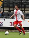 Peter Hartley of Stevenage<br />  - Stevenage v Leyton Orient - Sky Bet League 1 - Lamex Stadium, Stevenage - 17th August, 2013<br />  © Kevin Coleman 2013