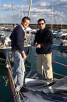 Aras .XXIII Edición de la Regata de Invierno 200 millas a 2 - 6 al 8 de Marzo de 2009, Club Náutico de Altea, Altea, Alicante, España