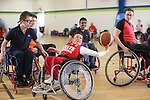 DSW Wheelchair Basketball