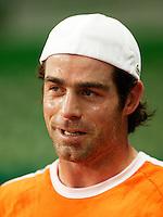 6-2-06, Netherlands, Amsterdam, Daviscup, first round, Netherlands-Russia, training, Raemon Sluiter
