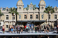 1st F(ê)aites de la Danse of Monaco. For 8 hours, the whole district of the Casino is transformed into a gigantic dancefloor with open sky. A multitude of artists, professional dancers and amateurs meet there with, for unique mission : make you dance!<br /> Organized by Monte-Carlo Ballets, in collaboration with the Government of Monaco and Monte-Carlo SBM. # PREMIERE 'F(E)AITE DE LA DANSE' A MONACO