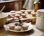 Christmas at Petworth: close up of freshly baked mince pies.