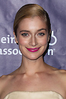 """BEVERLY HILLS, CA, USA - MARCH 26: Caitlin Fitzgerald at the 22nd """"A Night At Sardi's"""" To Benefit The Alzheimer's Association held at the Beverly Hilton Hotel on March 26, 2014 in Beverly Hills, California, United States. (Photo by Xavier Collin/Celebrity Monitor)"""