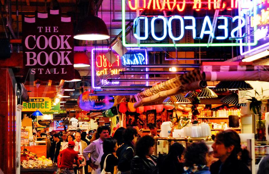 Reading Terminal Market, Philadelphia, Pennsylvania, PA