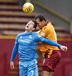 Kenny McLean and Charles Dunne
