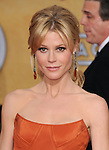 Julie Bowen  at The 20th SAG Awards held at The Shrine Auditorium in Los Angeles, California on January 18,2014                                                                               © 2014 Hollywood Press Agency