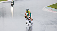 Australia's Meg Lemon during the C4-5 Road Race on day 09 of the 2020 Tokyo Paralympic Games.<br /> Paralympics Australia / Day 09<br /> Tokyo Japan: Thursday 2 Sep 2021<br /> © Sport the library / Greg Smith / PA