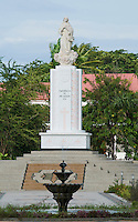 Statue of the Virgin Mary in Dili, Timor-Leste (East Timor), erected in commemoration of the Marian Year 1953-1954, proclaimed by Pope Pius XII