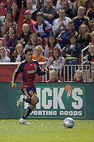 Real Salt Lake tied the Colorado Rockies, 1-1, at Rio Tinto Stadium on June 6, 2009