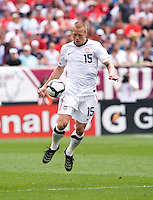Jay DeMerit. The USMNT defeated Turkey, 2-1, at Lincoln Financial Field in Philadelphia, PA.