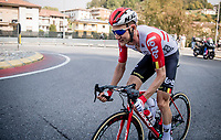 Tim Wellens (BEL/Lotto-Soudal)<br /> <br /> 113th Il Lombardia 2019 (1.UWT)<br /> 1 day race from Bergamo to Como (ITA/243km)<br /> <br /> ©kramon