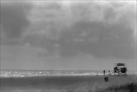 "From ""Miami in Black and White"" series<br />