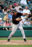 Jesus Lopez / Lake Elsinore Storm..Photo by:  Bill Mitchell/Four Seam Images