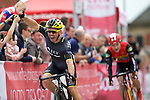 Pix: Shaun Flannery/shaunflanneryphotography.com<br /> <br /> COPYRIGHT PICTURE>>SHAUN FLANNERY>01302-570814>>07778315553>><br /> <br /> 19th June 2016<br /> Doncaster Cycle Festival 2016<br /> Whinfrey Briggs Elite Men's Race<br /> Sponsored by Whinfrey Briggs<br /> Graham Brigges JLT Condor wins.