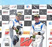 Pirelli World Challenge<br /> Grand Prix of Utah<br /> Utah Motorsports Campus, Tooele, UT USA<br /> Saturday 12 August 2017<br /> Peter Kox/ Mark Wilkins<br /> World Copyright: Richard Dole/LAT Images<br /> ref: Digital Image DSC_1371