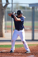 Aaron Cardenas (54), from Missouri City, Texas, while playing for the Astros during the Under Armour Baseball Factory Recruiting Classic at Red Mountain Baseball Complex on December 29, 2017 in Mesa, Arizona. (Zachary Lucy/Four Seam Images)