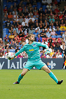 Thomas Kraft of Hertha Berlin in action during the pre season friendly match between Crystal Palace and Hertha BSC at Selhurst Park, London, England on 3 August 2019. Photo by Carlton Myrie / PRiME Media Images.
