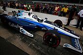 Verizon IndyCar Series<br /> Indianapolis 500 Qualifying<br /> Indianapolis Motor Speedway, Indianapolis, IN USA<br /> Saturday 20 May 2017<br /> Max Chilton, Chip Ganassi Racing Teams Honda<br /> World Copyright: Phillip Abbott<br /> LAT Images<br /> ref: Digital Image abbott_IndyQ-0517_19420