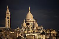 Europe/France/Ile-de-France/75018/Paris: La Basilique du Sacré Coeur de Montmartre