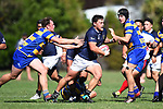 NELSON, NEW ZEALAND - MARCH 14: Division 1 Rugby - Wanderers v Nelson. Saturday 14 March 2020. Neale Park, Nelson, New Zealand. (Photo by Chris Symes/Shuttersport Limited)