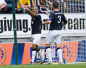 Falkirk v Partick Thistle 13th August 2011