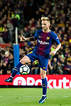Ivan Rakitic of FC Barcelona in action during the La Liga 2017-18 match between FC Barcelona and Real Madrid at Camp Nou on May 06 2018 in Barcelona, Spain. Photo by Vicens Gimenez / Power Sport Images