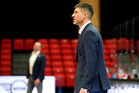 03-04-2021: Basketbal: Donar Groningen v Heroes Den Bosch: Groningen Donar coach Ivan Rudez
