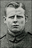 BNPS.co.uk (01202) 558833. <br /> Pic: DixNoonanWebb/BNPS<br /> <br /> Pictured: Private James Towers.<br /> <br /> The Victoria Cross awarded to a soldier who volunteered for a suicidal mission after seeing five comrades killed attempting it has today sold for £248,000.<br /> <br /> Private James Towers bravely stepped forward as the sixth man to dash out in front of enemy machine gun posts and try to get a vital message to a cut-off platoon 150 yards away.<br /> <br /> He did this despite witnessing the five previous runners - including his best friend - get cut to pieces.<br /> <br /> Pte Towers, whose medals were sold with Dix Noonan Webb, miraculously survived the mission at Mericourt on the Western Front in the final months of World War One.